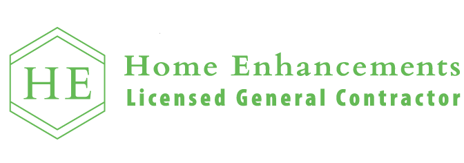 Logo in green