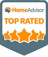 Home Advisor icon showing top rated.